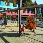 岐阜県富加町の子供の遊び場「半布ヶ丘公園」