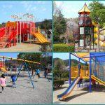 岐阜県各務原市の子供の遊び場「県営各務原公園」