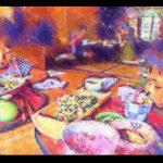岐阜県関市の農家レストラン「つるや」
