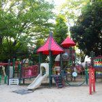 愛知県一宮市の子供の遊び場「野黒公園」