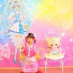 長野県立科町の子供の遊び場「プリキュアわくわくランド」