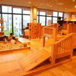 滋賀県長浜市の子供の遊び場「えきまちテラス長浜」【2018年オープン】