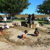 愛知県稲沢市の子供の遊び場「ワイルドネイチャープラザ」