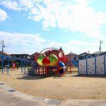 愛知県一宮市の子供の遊び場「伝法寺中央公園」