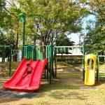 【小さな公園】愛知県一宮市の子供の遊び場「三ツ井公園」