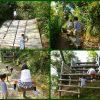 岐阜県大垣市の子供の遊び場「かみいしづ緑の村公園」