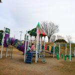 愛知県一宮市の子供の遊び場「多加木公園」