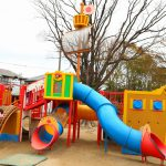 愛知県一宮市の子供の遊び場「森本中央公園」