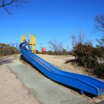 愛知県あま市の子供の遊び場「森ヶ丘公園」