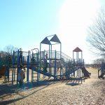 愛知県名古屋市の子供の遊び場「富田公園」