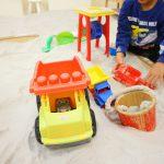「テラスウォーク一宮」の子供の遊び場をご紹介!ナムコのあそびパークなど。