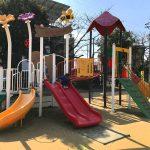 【小さな公園】愛知県一宮市の子供の遊び場「伏木公園」と「一色公園」