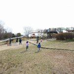 愛知県名古屋市の子供の遊び場「天白公園」