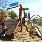 【小さな公園】愛知県岩倉市の子供の遊び場「天王公園」