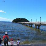 愛知県蒲郡市の観光名所「竹島」は子供も楽しめる??行ってきました!