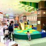 「カラフルタウン」の子供の遊び場と新エリア「エミノワ」|岐阜県 柳津