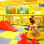 西友長浜楽市店の子供の遊び場「Kid's Us Land」|滋賀県長浜市
