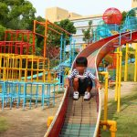 愛知県東海市の子供の遊び場「池下公園」