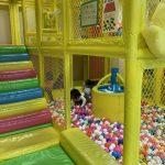 「ショッピングシティ・ベル」の子供の遊び場|福井県福井市