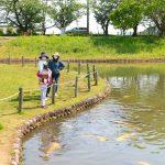 岐阜県各務原市の子供の遊び場「蘇原自然公園」