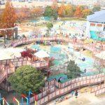 巨大すぎる公園「戸田川緑地」に子供大はしゃぎ! 愛知県名古屋市