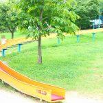 愛知県幸田町の子供の遊び場「幸田中央公園」